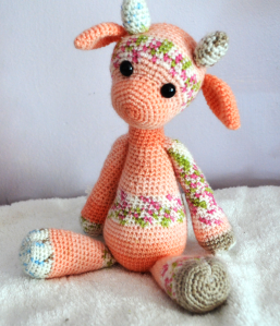 Emily the Giraffe; $55